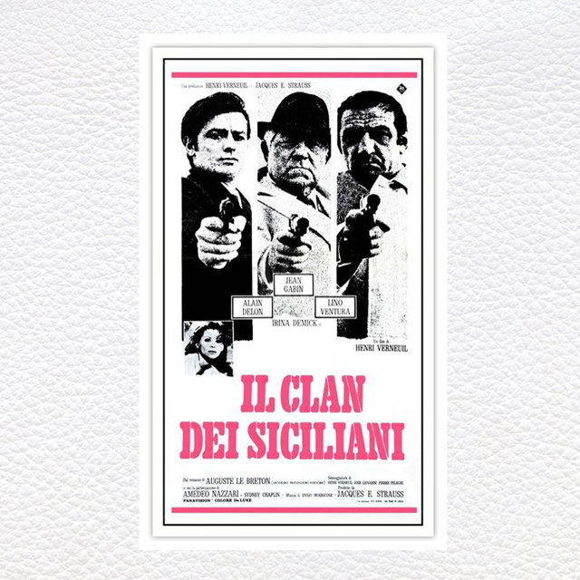 Il clan dei siciliani (Original Motion Picture Soundtrack)