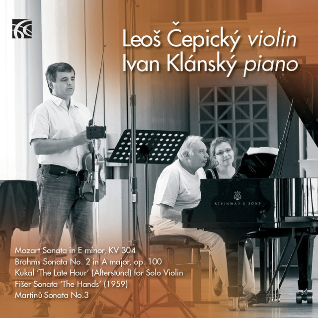 Čepický & Klánský: Works for Violin and Piano