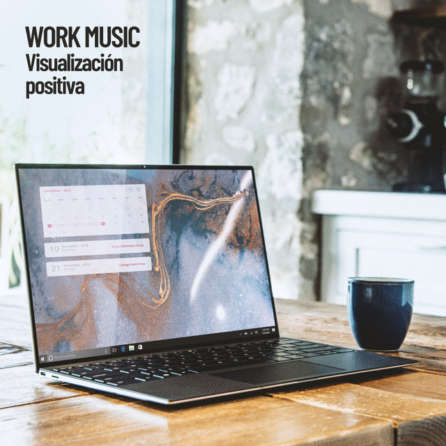 Work Music: Visualización positiva