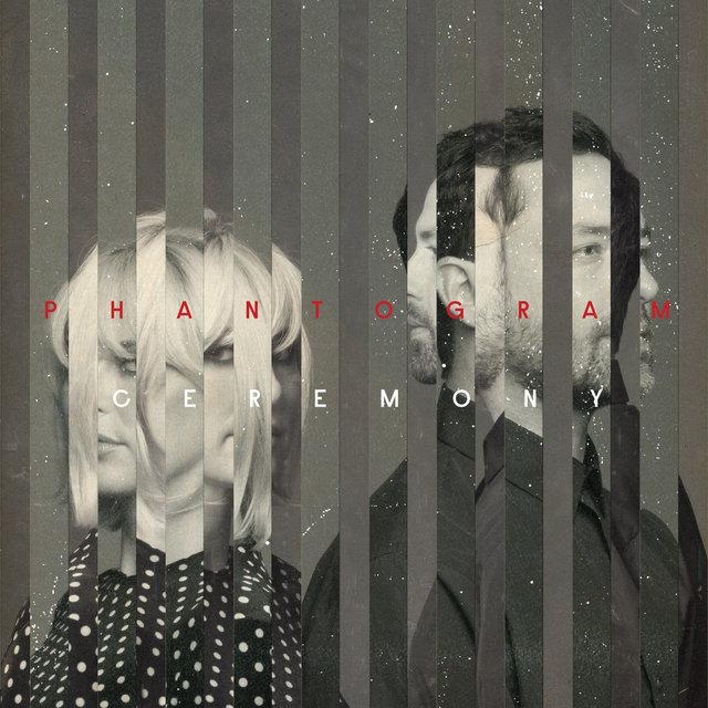 Cover art for album Ceremony by Phantogram