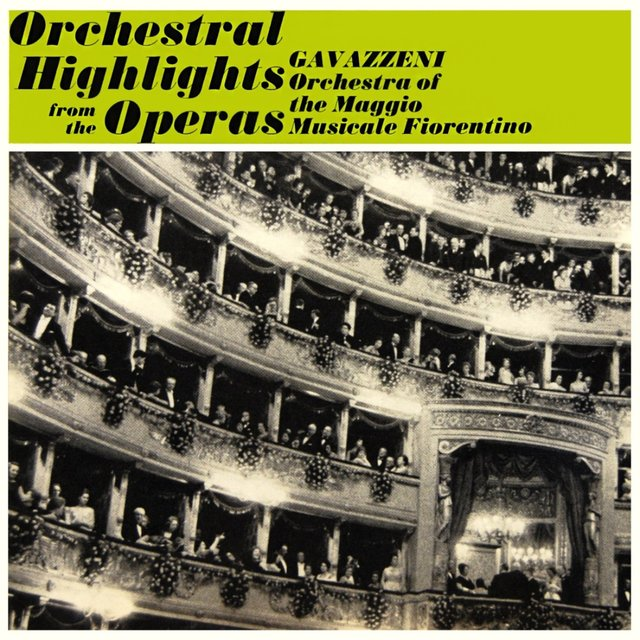 Orchestral Highlights from the Opera