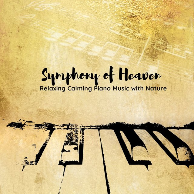 Symphony of Heaven: Relaxing Calming Piano Music with Nature