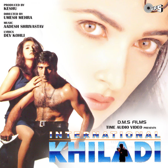 International Khiladi (Original Motion Picture Soundtrack)