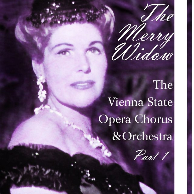 Lehár: The Merry Widow, Vol. 1