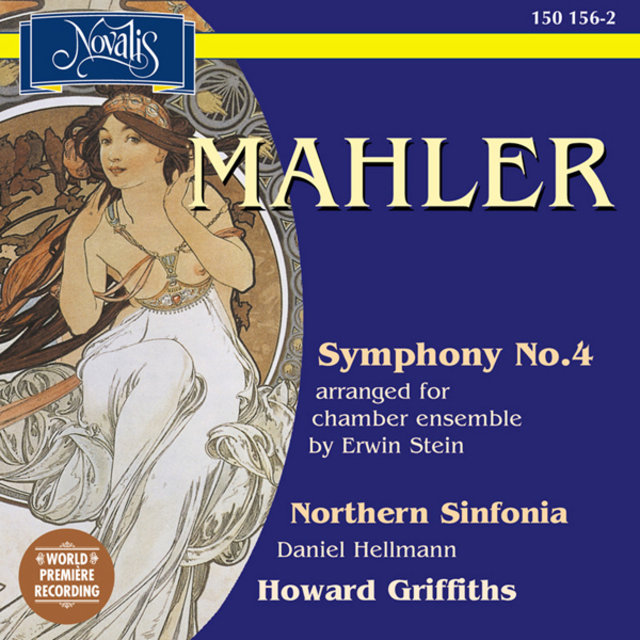 Mahler: Symphony No. 4 - Arrangement for Chamber Ensemble by Erwin Stein