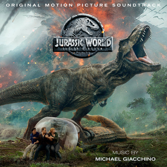 Jurassic World: Fallen Kingdom (Original Motion Picture Soundtrack) (Deluxe Edition)