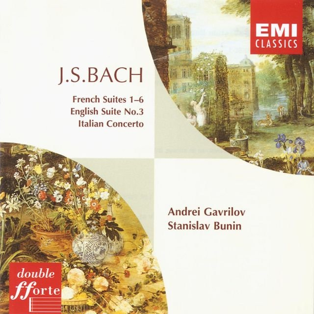 French Suites / English Suite No.3 / Italian Concerto