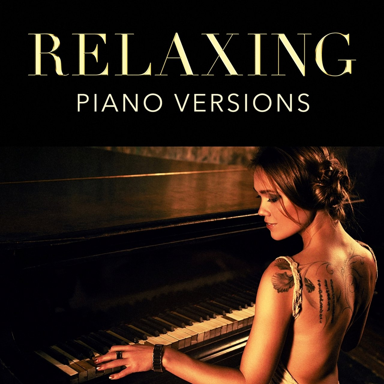 relaxation with piano