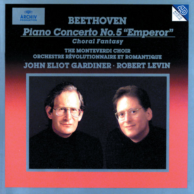 Beethoven: Piano Concerto No.5 In E Flat Op. 73