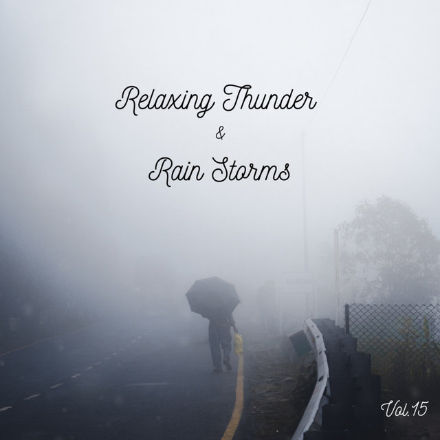 Relaxing Thunder and Rain Storms Vol.15
