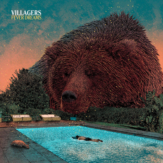 Cover art for album Fever Dreams by Villagers