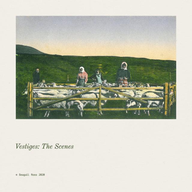Cover art for album Vestiges: The Scenes by MaJLo