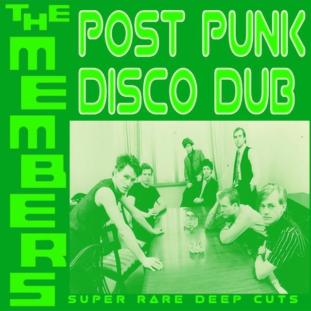 Post Punk Disco Dub