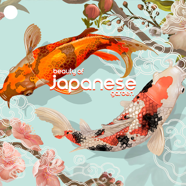 Beauty of Japanese Garden – Collection of Ambient Nature Sounds for Total Relaxation, Meditation Session, Yoga, Sleep, Study