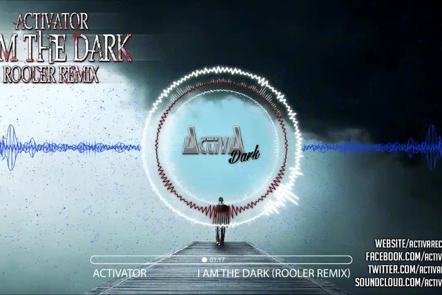 Activator - I Am The Dark (Rooler Rmx) - Official Preview (Activa Dark)