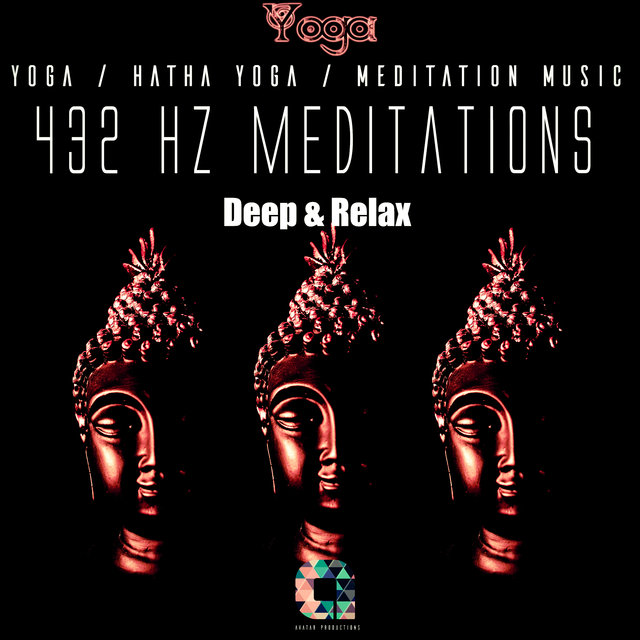 432hz Meditations: Deep & Relax
