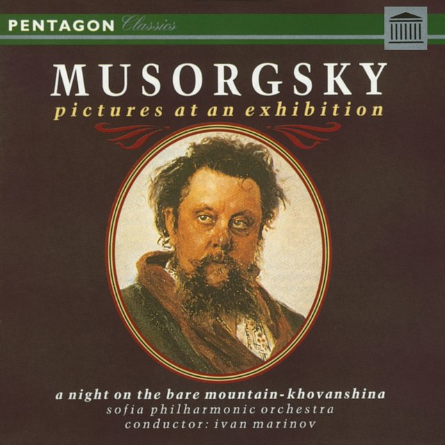 Mussorgsky: Pictures at an Exhibition - A Night on Bare Mountain - Prelude & Dance of the Persian Slaves from
