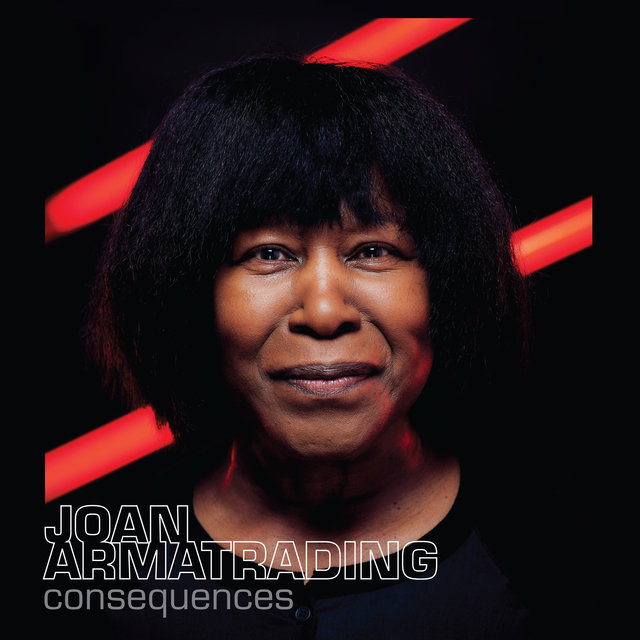 Cover art for album Consequences by Joan Armatrading