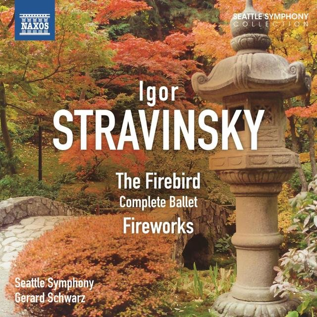 Stravinsky: The Firebird & Fireworks
