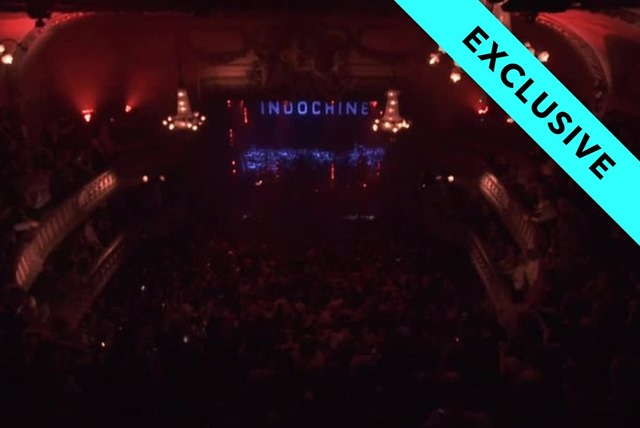 Black City Club (Live from TIDAL X INDOCHINE at le Trianon in Paris 2015)