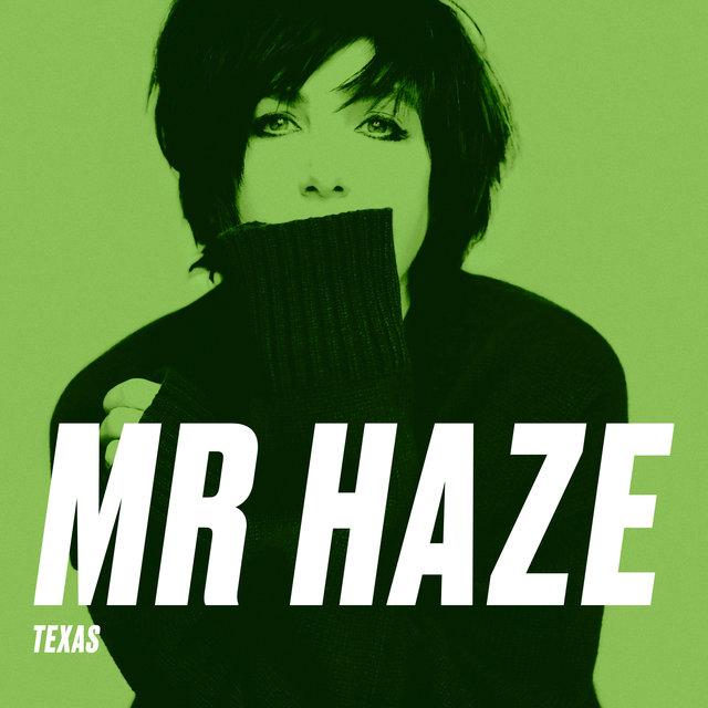 Cover art for album Mr Haze by Texas