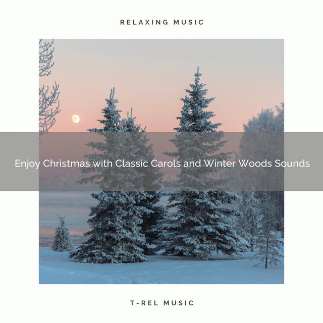 Enjoy Christmas with Classic Carols and Winter Woods Sounds