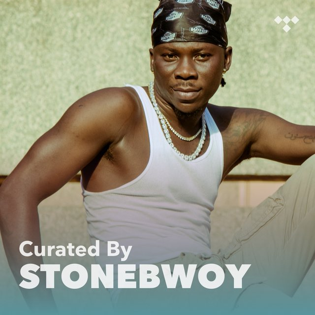 Cover art for album Curated By: Stonebwoy by TIDAL