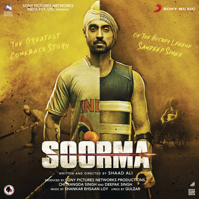 Soorma (Original Motion Picture Soundtrack)