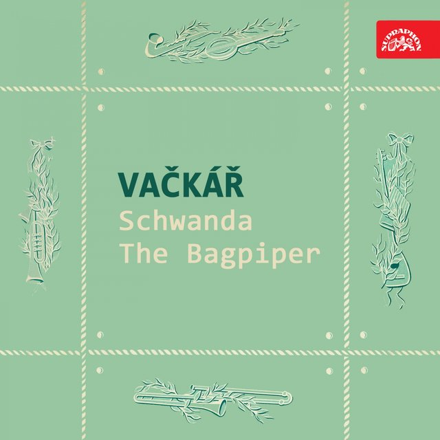 Vačkář: Schwanda The Bagpiper. Dances of Nations of the Ballet