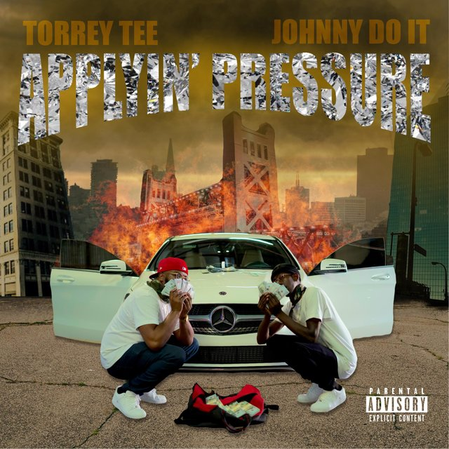 Applyin' Pressure (feat. Johnny Do It)