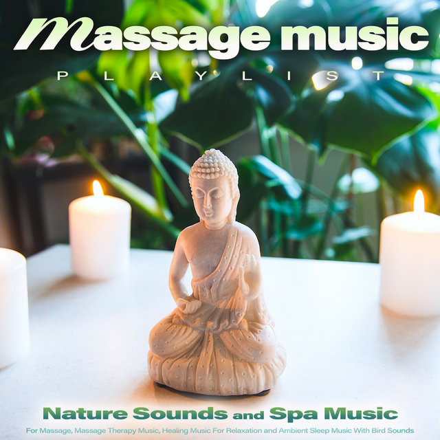 Massage Music Playlist: Nature Sounds and Spa Music For Massage, Massage Therapy Music, Healing Music For Relaxation and Ambient Sleep Music With Bird Sounds