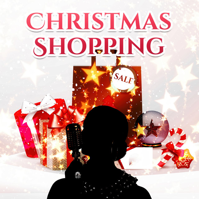 Christmas Shopping - Gifts in Boxes, Smell of Cinnamon, Sweetness Vanilla, List of Gifts, Packages with Bows, Surprise Children, Colourful Christmas Tree