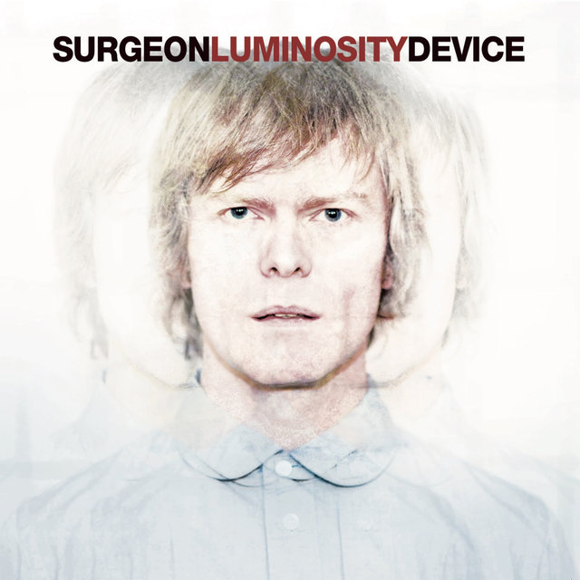 Cover art for album Luminosity Device by Surgeon