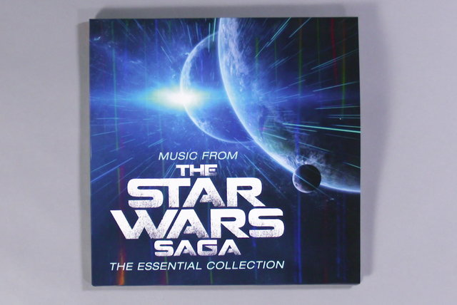 Vinyl Unboxing: Robert Ziegler - Music From The Star Wars Saga - The Essential Collection