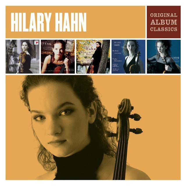 Hilary Hahn - Original Album Classics