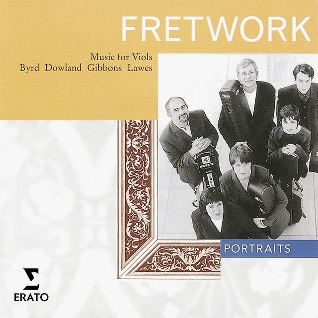 Fretwork - Music for Viols: Dances, Fantasies and Consort Songs