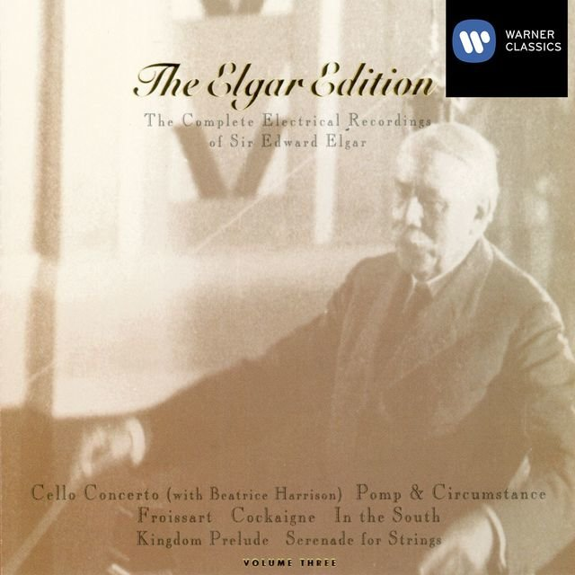 The Elgar Edition, Volume 3