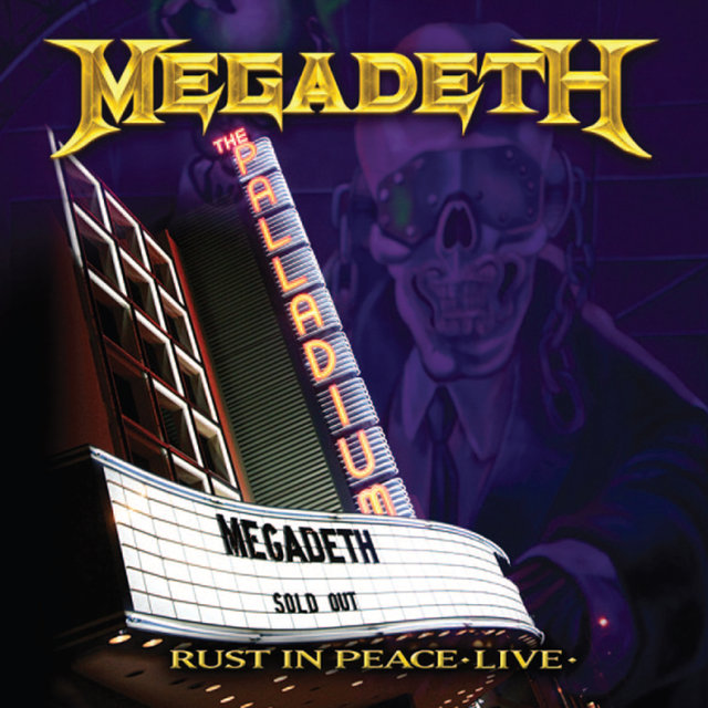Rust In Peace Live (eAlbum)