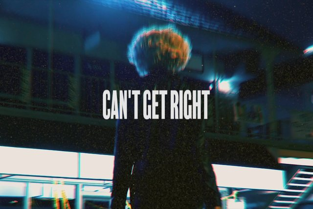 Can't Get Right (Official Video)