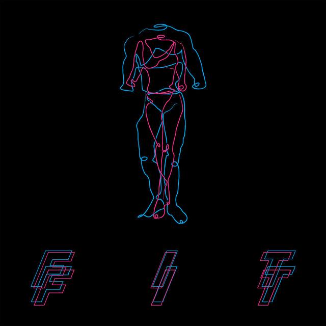 Cover art for album FIT by Tymek, Michał Graczyk