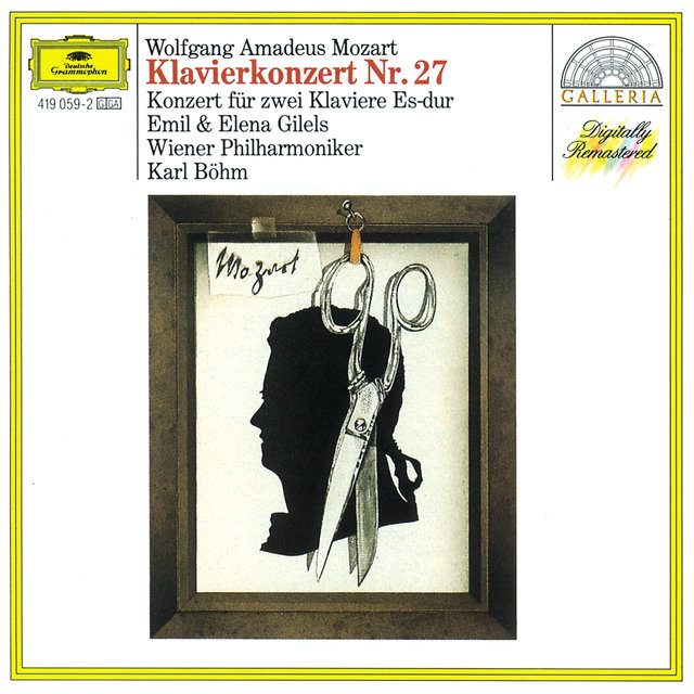 Mozart: Piano Concerto No.27; Concerto for Two Pianos K.365