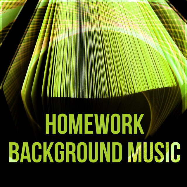 Homework Background Music - Concentration Music for Studying, Relaxing Piano Music for Reading, Learning