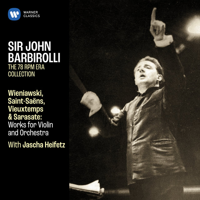 Wieniawski, Saint-Saëns, Vieuxtemps & Sarasate: Works for Violin and Orchestra