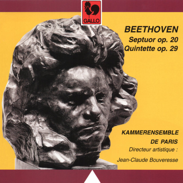 Beethoven: Septet in E-Flat Major, Op. 20 - String Quintet in C Major, Op. 29