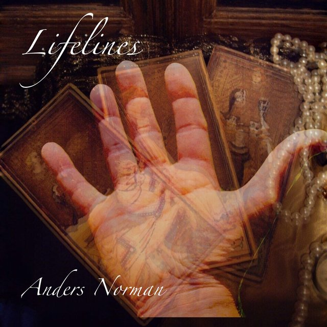 Cover art for album Lifelines by Anders Norman
