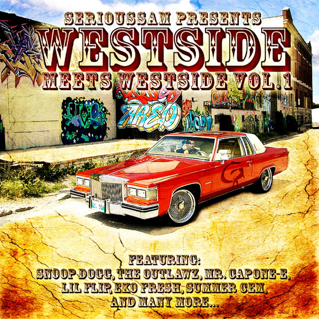 Best of SeriousSam Presents Westside Meets Westside Vol. 1