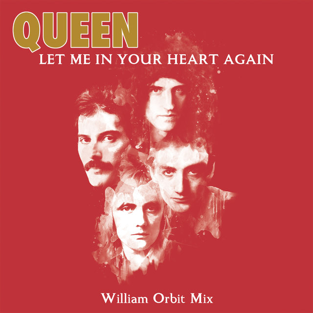 Let Me In Your Heart Again (William Orbit Mix)