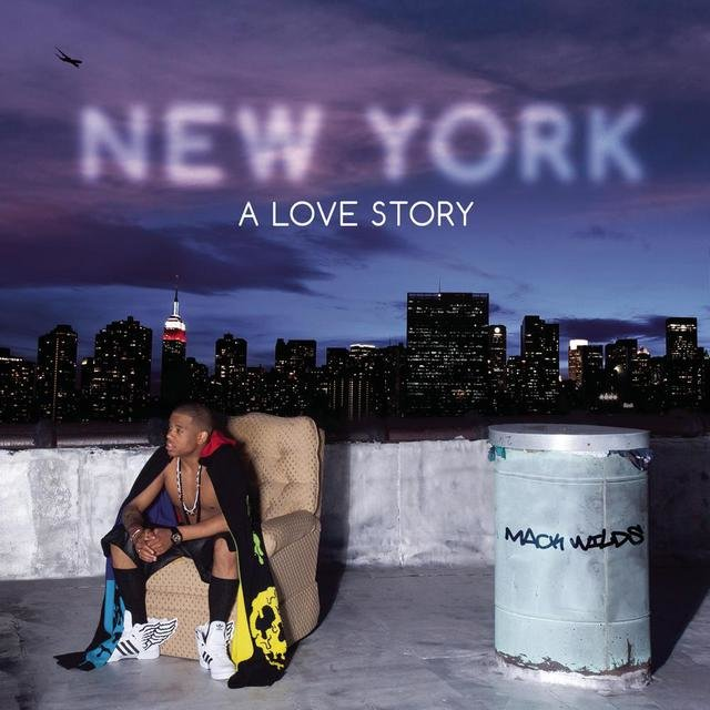Cover art for album New York: A Love Story by Mack Wilds