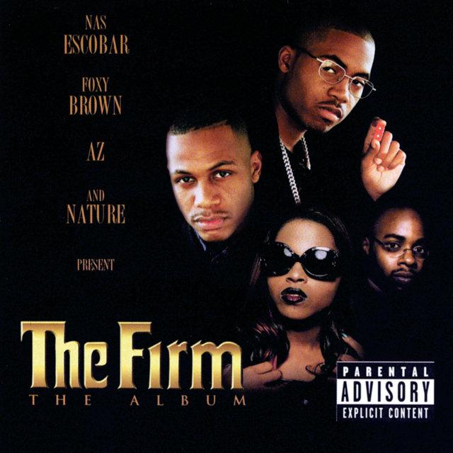 Cover art for album  by AZ, Nas, Foxy Brown