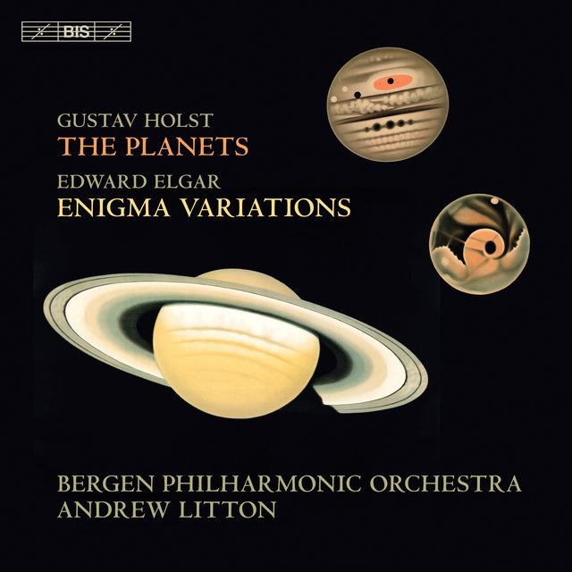 Holst: The Planets, Op. 32 - Elgar: Enigma Variations, Op. 36